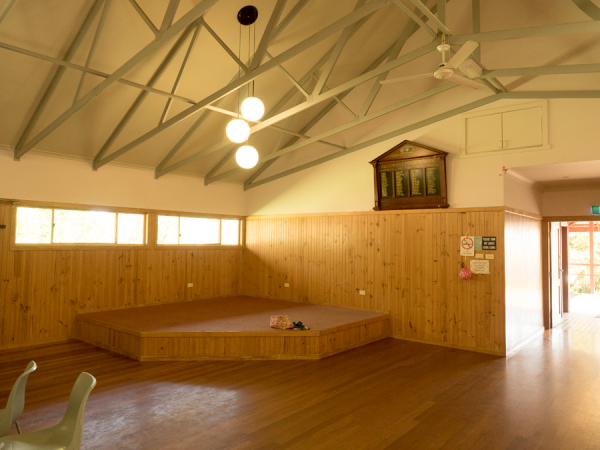 Broadwater Riley's Hill Community Hall