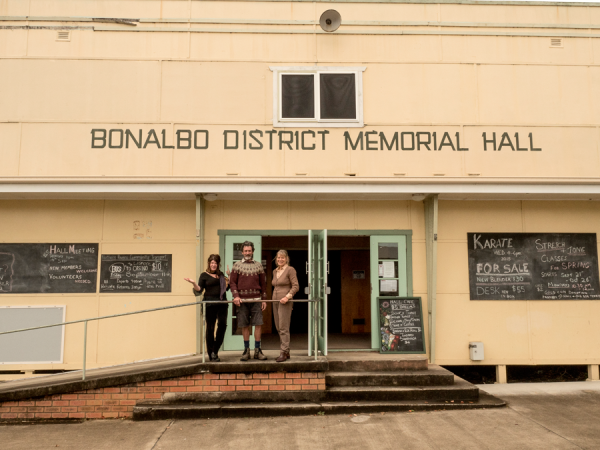 Bonalbo District Memorial Hall